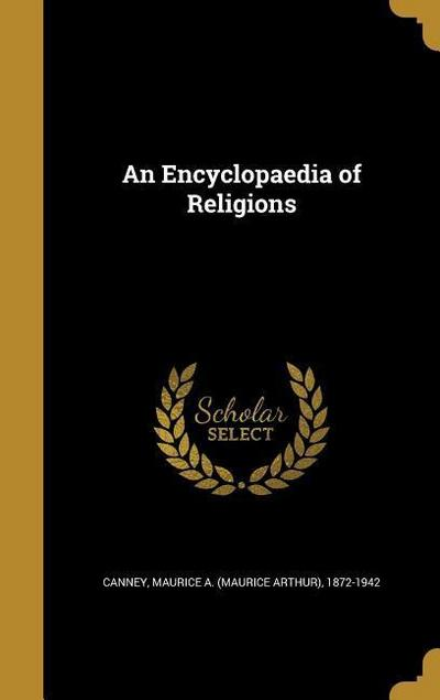 ENCYCLOPAEDIA OF RELIGIONS