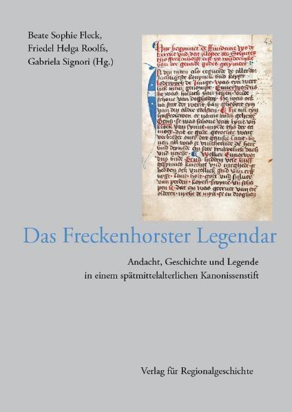 Das Freckenhorster Legendar Beate Sophie Fleck