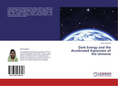 Dark Energy and the Accelerated Expansion of the Universe