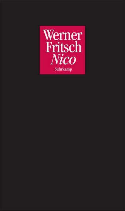Nico. Sphinx aus Eis: Monolog