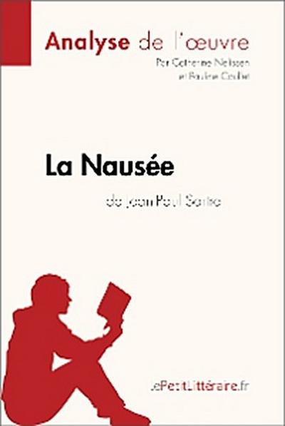 La Nausée de Jean-Paul Sartre (Analyse de l'oeuvre)