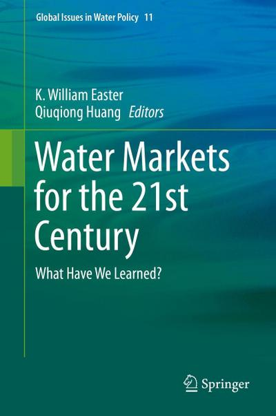Water Markets for the 21st Century
