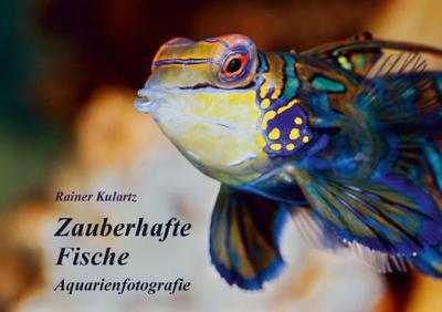 Zauberhafte Fische - Aquarienfotografie (Tischaufsteller DIN A5 quer)