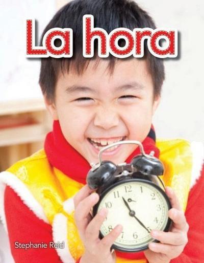 La Hora (Time) Lap Book (Spanish Version) (La Hora (Time))