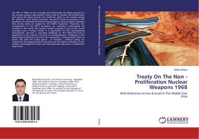 Treaty On The Non - Proliferation Nuclear Weapons 1968