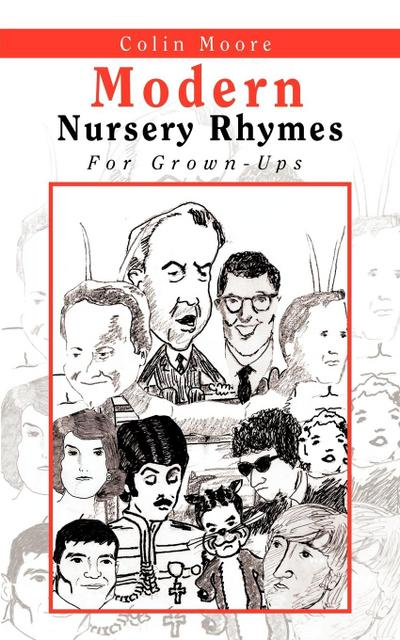 Modern Nursery Rhymes: For Grown-Ups