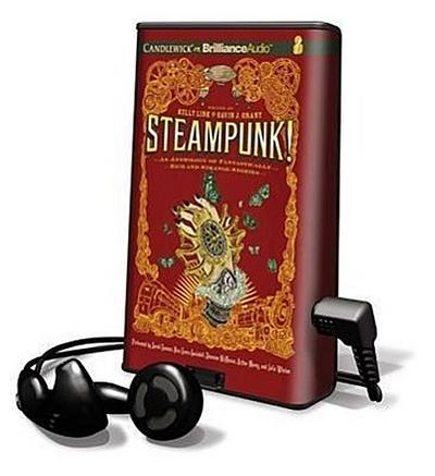 Steampunk! an Anthology of Fantasically Rich and Strange Stories