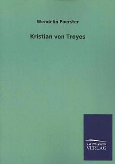 Kristian von Troyes