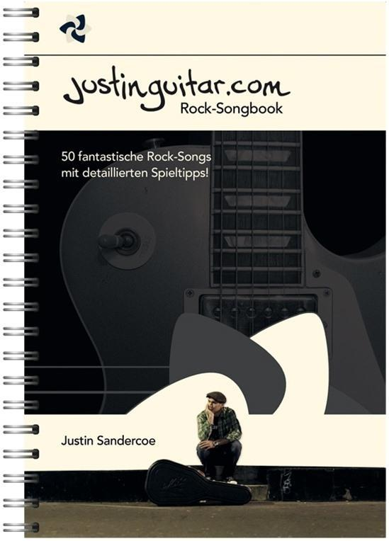 Justinguitar.com Rock-Songbook (Deutsche Version), Justin Sandercoe