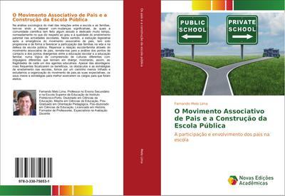 O Movimento Associativo de Pais e a Construção da Escola Pública