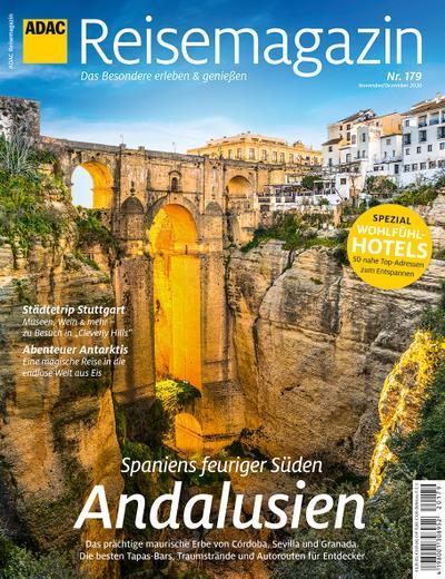 ADAC Reisemagazin Schwerpunkt Andalusien