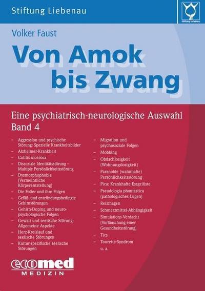 Von Amok bis Zwang (Bd. 4)