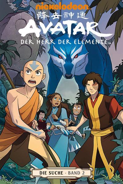 Avatar: Der Herr der Elemente 06