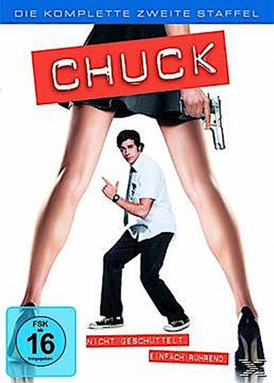 Chuck - Staffel 2 DVD-Box