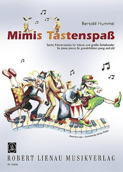 Mimis Tastenspaß, für Klavier