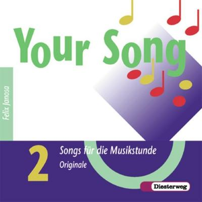 Your Song. Originalversionen zum Songbook 2. CD