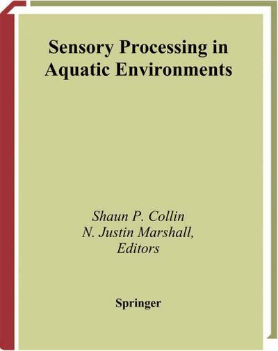 Sensory Processing in Aquatic Environments