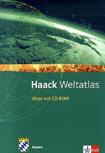 Haack Weltatlas für Sekundarstufe I in Bayern