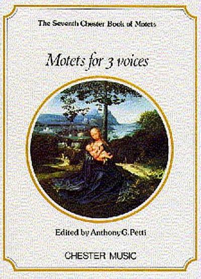 Motets for 3 Voices