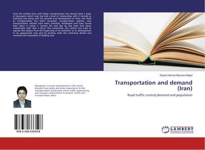 Transportation and demand (Iran)