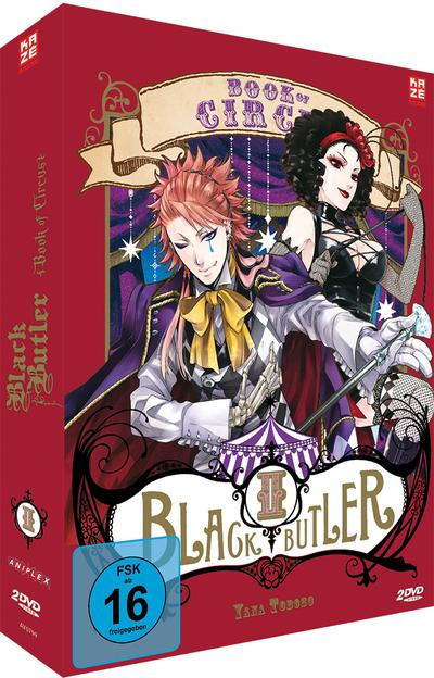 Black Butler - 3. Staffel - Box 2