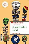 Osnabrücker Land; Lieblingsplätze zum Entdecken; Lieblingsplätze im GMEINER-Verlag; Deutsch; 80 farbige Abbildungen