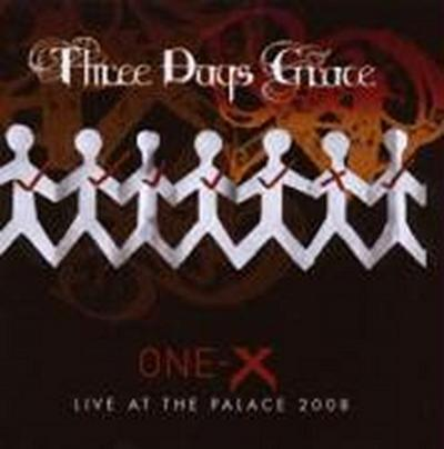One-X / Live At The Palace