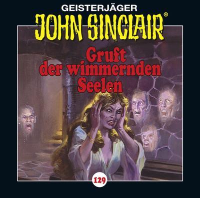 John Sinclair - Gruft der wimmernden Seelen, 1 Audio-CD