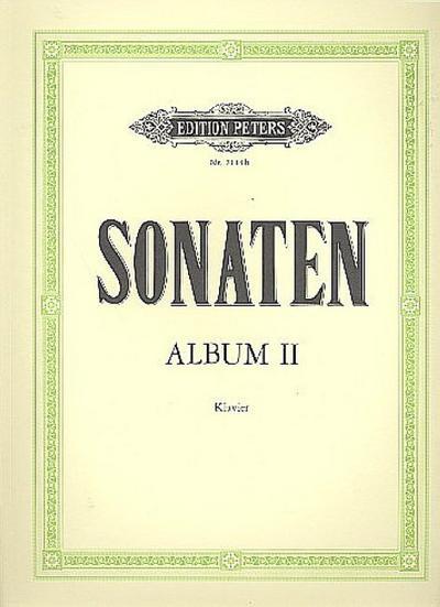 Klaviersonaten-Album (Köhler/Ruthardt). Bd.2