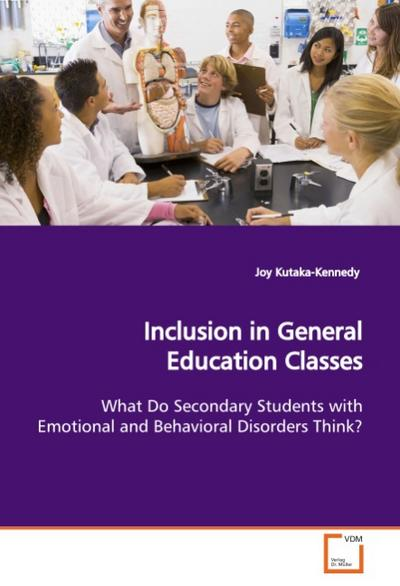 Inclusion in General Education Classes
