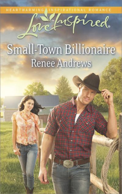 Small-Town Billionaire (Mills & Boon Love Inspired)