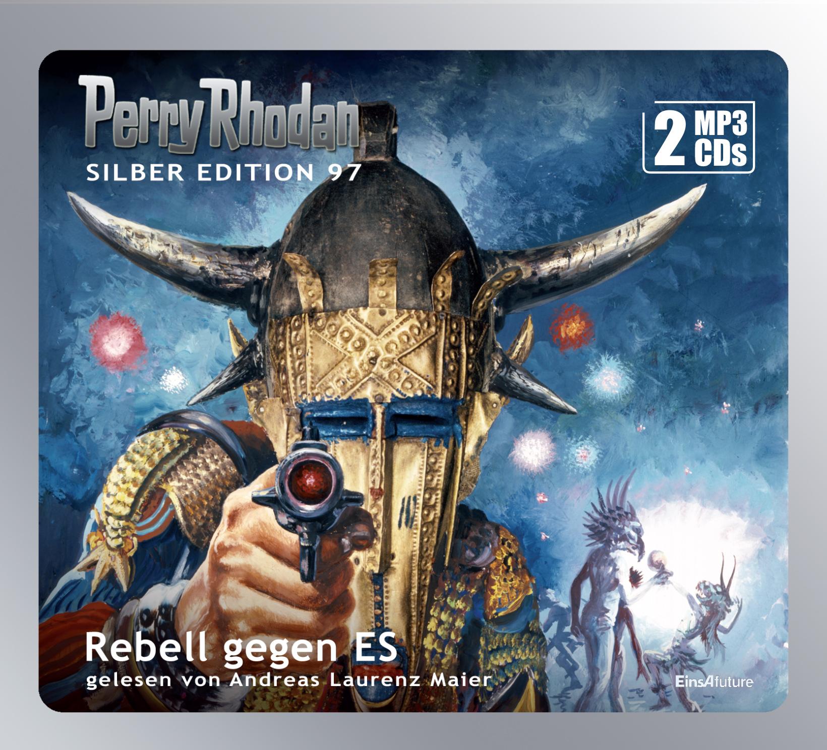 Perry Rhodan Silber Edition 97 William Voltz 9783957950505