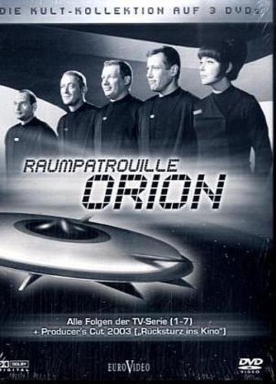 Raumpatrouille Orion: Die Kult-Kollektion