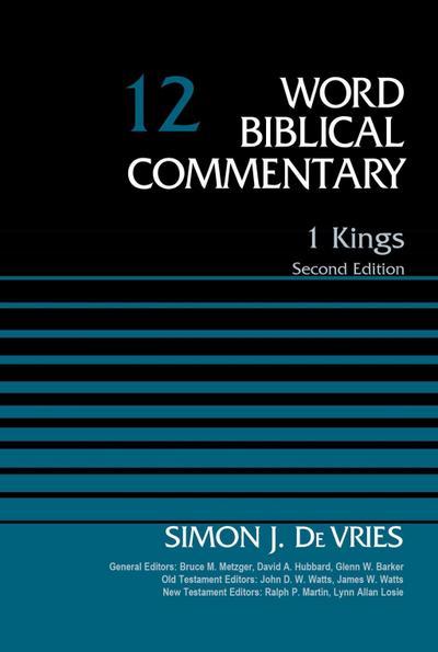 1 Kings, Volume 12
