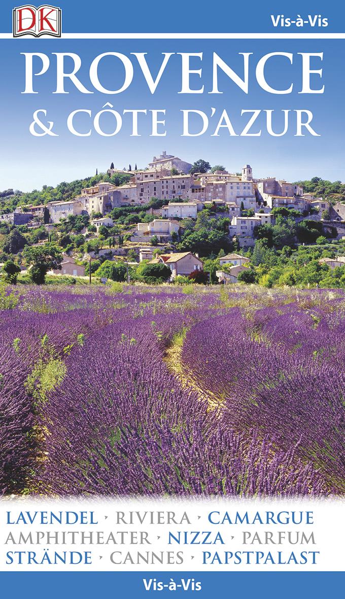Vis-à-Vis Reiseführer Provence & Côte d'Azur ~  ~  9783734200182