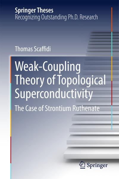 Weak-Coupling Theory of Topological Superconductivity