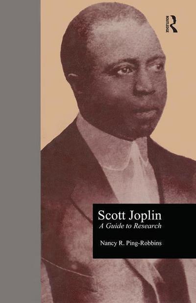 Scott Joplin: A Guide to Research