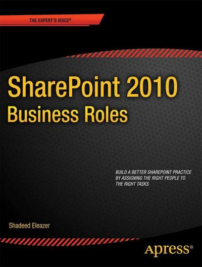 SharePoint 2010 Business Roles