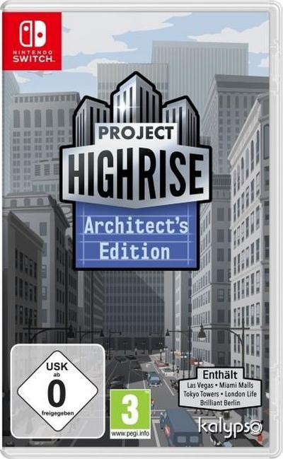 Project Highrise: Architect's Edition (Nintendo Switch)