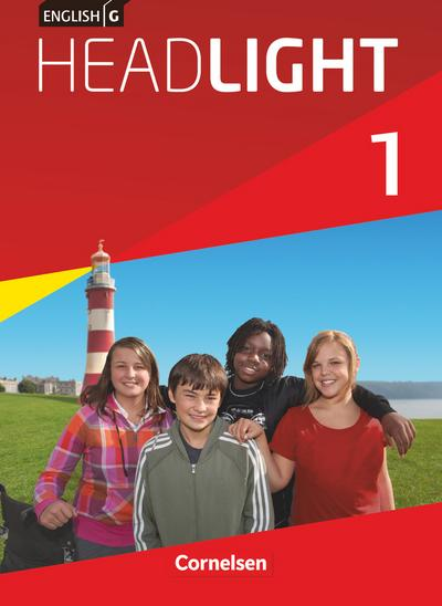 English G Headlight 01: 5. Schuljahr. Schülerbuch