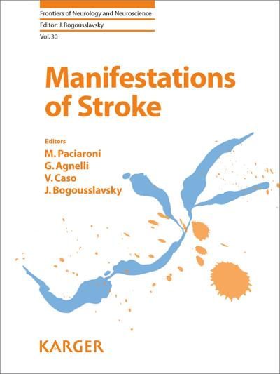 Manifestations of Stroke: Frontiers of Neurology and Neuroscience