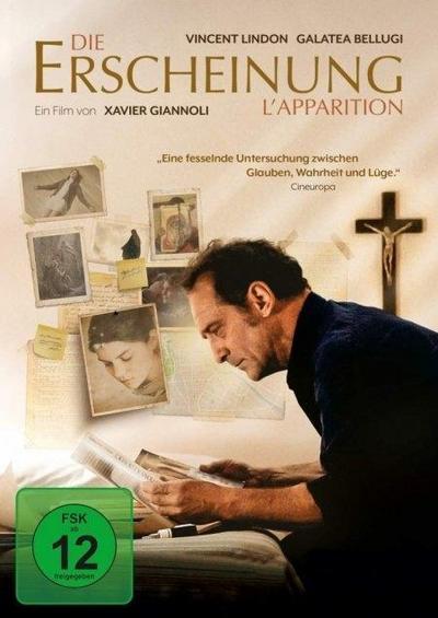 Die Erscheinung. DVD