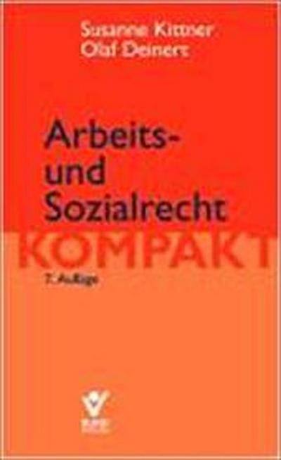 Arbeits- und Sozialrecht kompakt