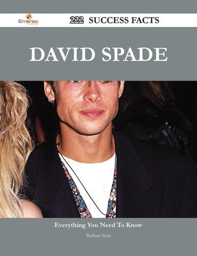 David Spade 222 Success Facts - Everything you need to know about David Spade