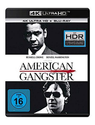 American Gangster 4K, 2 UHD-Blu-ray