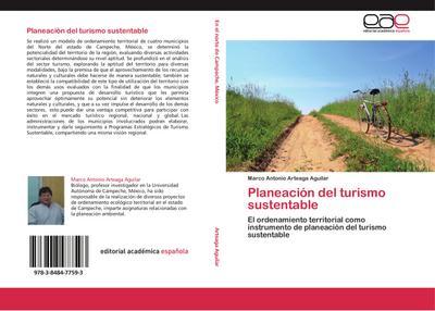 Planeación del turismo sustentable