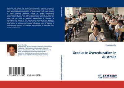 Graduate Overeducation in Australia