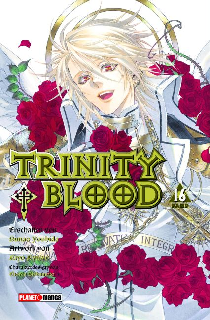 Trinity Blood 16 Suano Yoshida 9783957981455