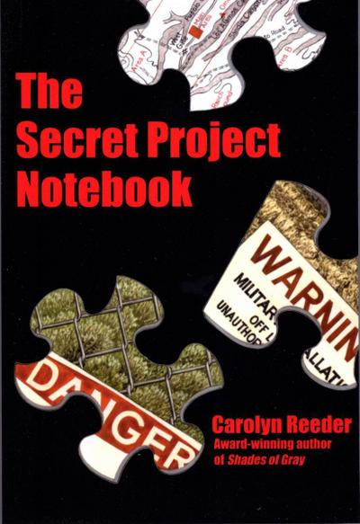 Secret Project Notebook