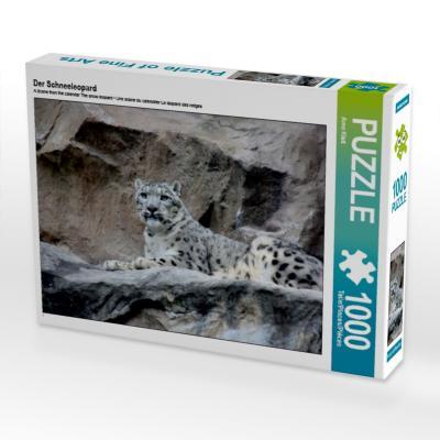 Der Schneeleopard (Puzzle)